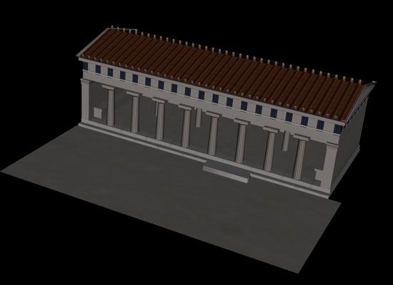 c36b8b64aa5b FOUNDATION OF THE HELLENIC WORLD - Αρχαία Αγορά της Αθήνας